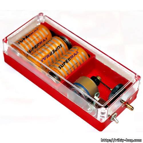 Компрессор для аквариума на батарейках своими руками